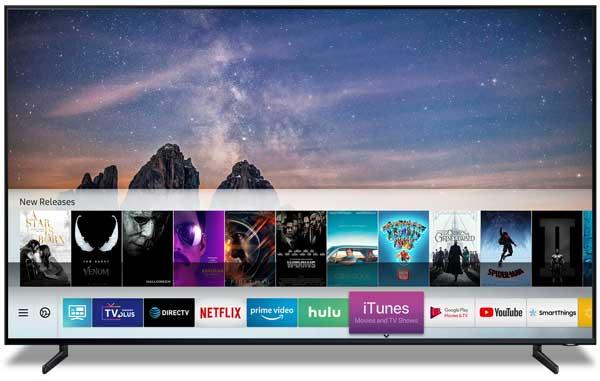 Телевизоры с поддержкой AirPlay 2: список моделей