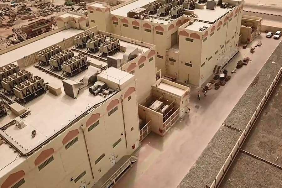 В ОАЭ запущен NAS-накопитель энергии мощностью 648 МВт*ч