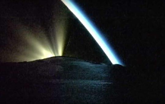 Запуск Delta IV с военным спутником WGS 10 [видео]