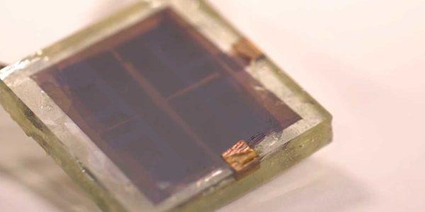Перовскитные солнечные батареи способны работать в ближнем космосе — исследование