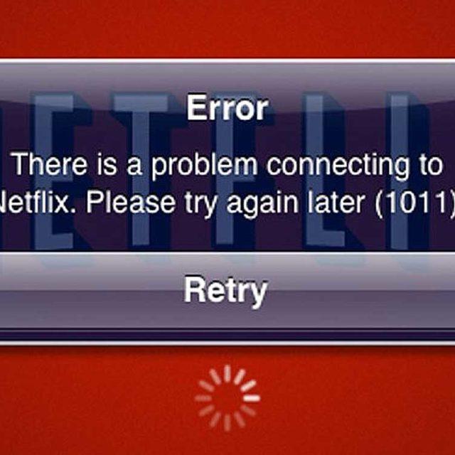 Проблемы Netflix: коды ошибок, что и как устранять