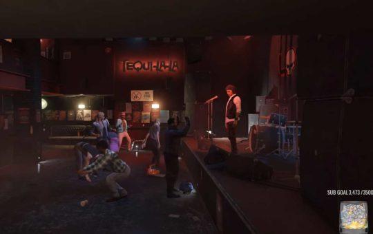 Настоящие живые концерты в игровом мире GTA Roleplay: уже есть и такое [видео]