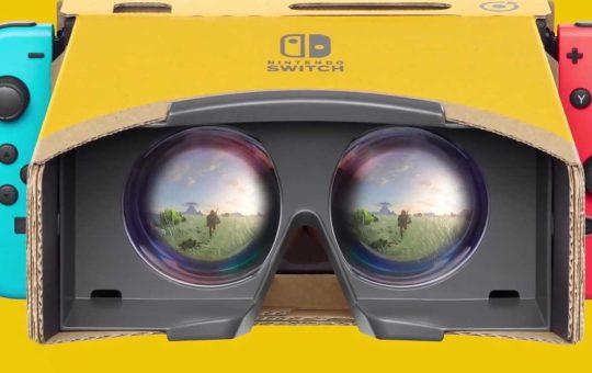 Zelda Breath of the Wild в VR: как играть, и какие есть вопросы?