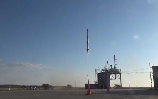 Японская компания успешно запустила частную ракету MOMO 3 [видео]