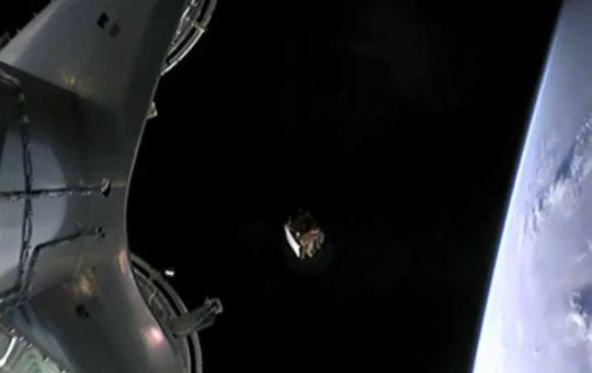 Все спутники RADARSATуспешно выведены на орбиты [видео]
