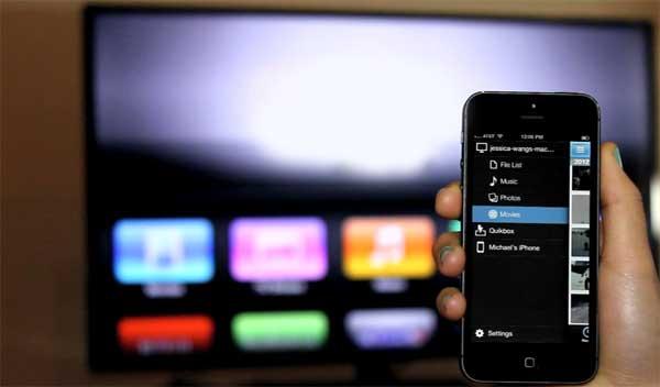Как подключить iPhone к телевизору Samsung