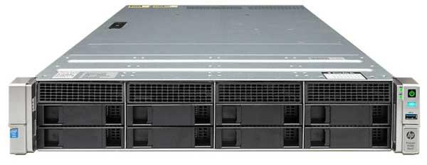 Основные технические характеристики и преимущества применения сервера HP Proliant DL180 Gen10