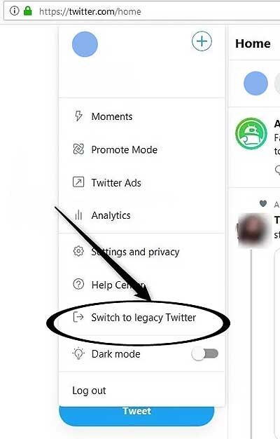 """Как вернуть старый дизайн Twitter, если """"улучшенный"""" пока не нравится"""
