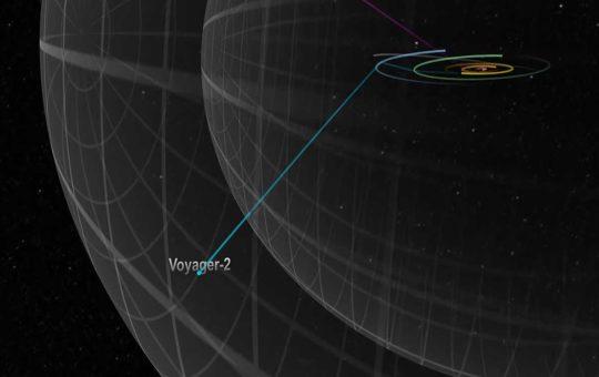 Специалисты NASA успешно «оживили» некоторые двигатели Voyager-2