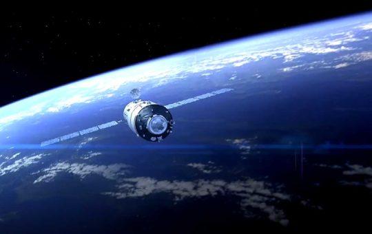 Космическая лаборатория Tiangong-2 вошла в атмосферу Земли [видео]
