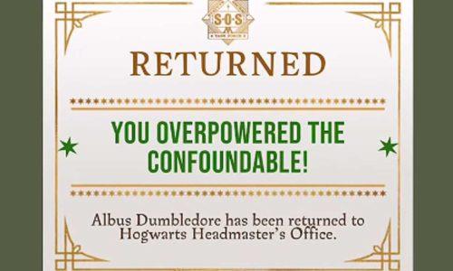 Самые редкие Foundables / Находки в Harry Potter Wizards Unite