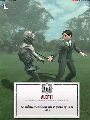 Самые редкие Находки / Foundables в Harry Potter Wizards Unite