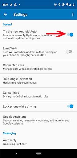 Обновление Android Auto: почему не работает и что делать?