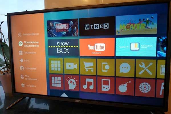 Топ 7 Smart TV до 35 000 гривен - Kivi 32HK30G
