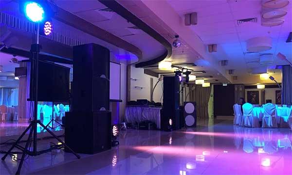 Аренда звукового и светового оборудования - обзор предложений