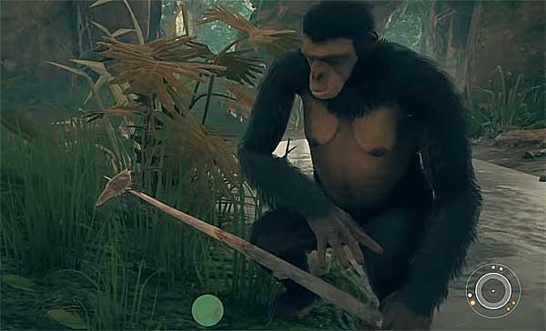Ancestors The Humankind Odyssey: крафтим во имя эволюции