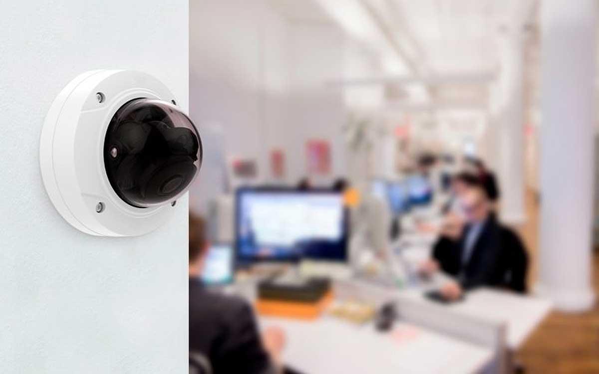 Видеонаблюдение в помещениях офиса: основные моменты