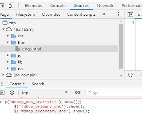 Настройки DNS-сервера в настройках 4G Wi-Fi роутера Huawei B525: как включить