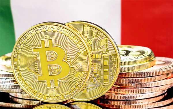Биткойн - уже третья по популярности система онлайн-платежей в Италии