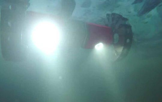AAD испытывает в Арктике робота для миссии Europa Clipper к спутнику Юпитера [видео]