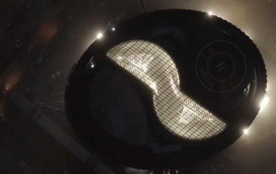 Leeza SOHO — здание с самым высоким атриумом в мире [видео]