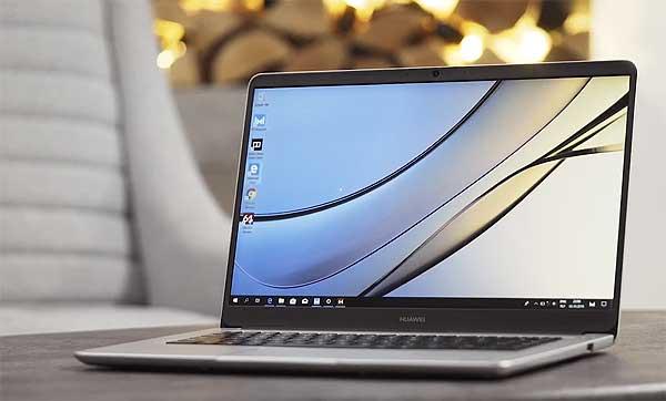 Skyrim Special Edition на ноуте - Huawei MateBook D