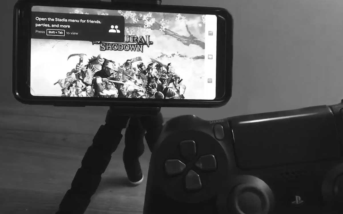 Игры Stadia на Android-смартфоне: как настроить и поиграть - dpi экрана