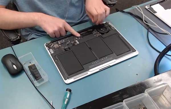 Мастерская OneServ - идеальный вариант для вашего Macbook