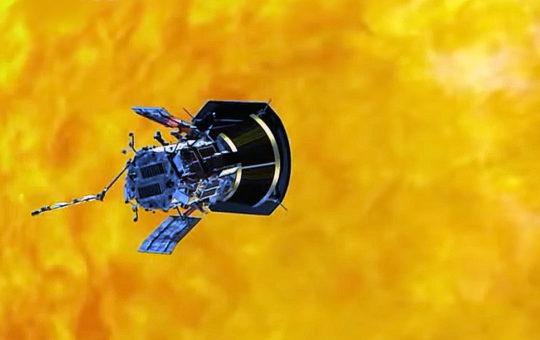 NASA и ESA отправили к Солнцу зонд Solar Orbiter [видео]