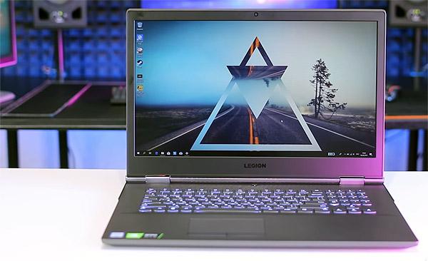 Геймерские ноутбуки с экраном 144 Гц - Lenovo Legion Y740