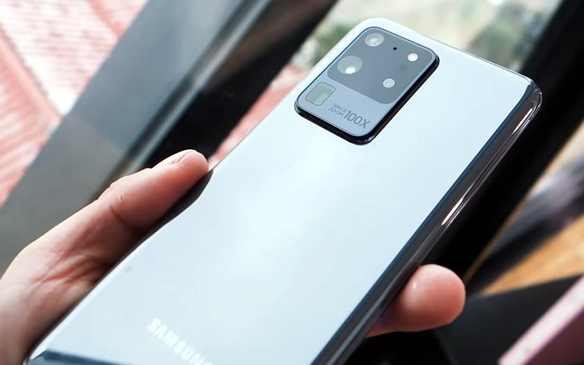 Перископная камера и классный зум: Galaxy S20 Ultra