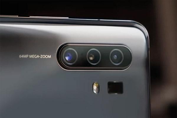 Перископная камера и классный зум: Vivo X30 Pro