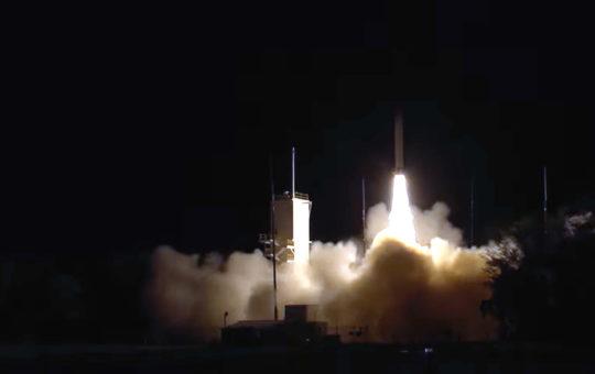 ВМС США испытали «планирующий гиперзвуковой блок» [видео]