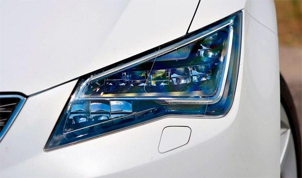 История автомобильных фар - недорогая LED фара