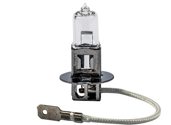 История автомобильных фар - лампа H3