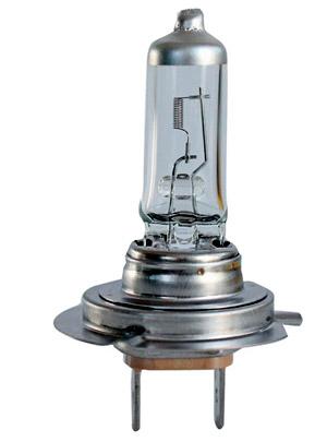 История автомобильных фар - лампа H7