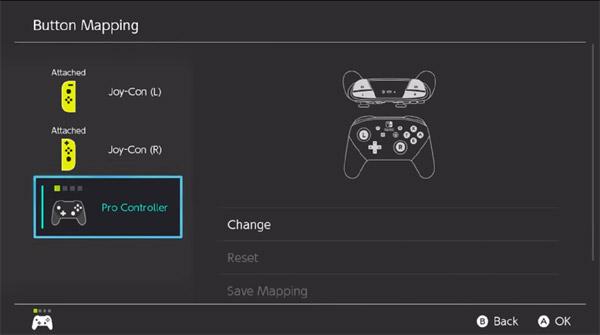 Теперь можно переназначить кнопки джойконов у Switch: как это делается