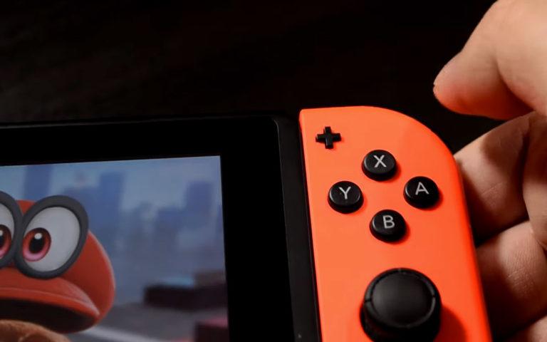 Теперь можно переназначить кнопки джойконов у Switch: как это делается - Ошибка 2002 3537 - дрифт джойкона