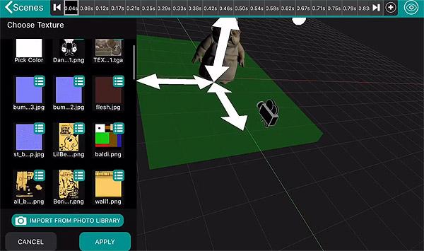Мобильный инструмент для работы с графикой Iyan 3D: о преимуществах приложения