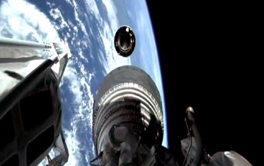 Запуск РН Atlas V с космическим военным дроном X-37B [видео]