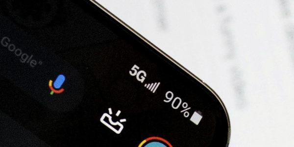 Значок 5G, 5G+, 5G UWB или 5G E в статус-баре смартфона — что означает, а что — нет