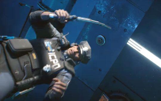 Свежий трейлер Cyberpunk 2077 от CD Projekt RED [видео]