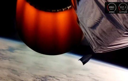 Частная РН Electron не вывела спутники на заданную орбиту [видео]