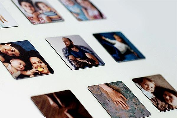 Фотки в подарок - где напечатать магнитики