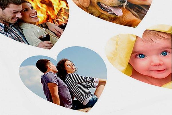 Фотки в подарок - где напечатать наклейки