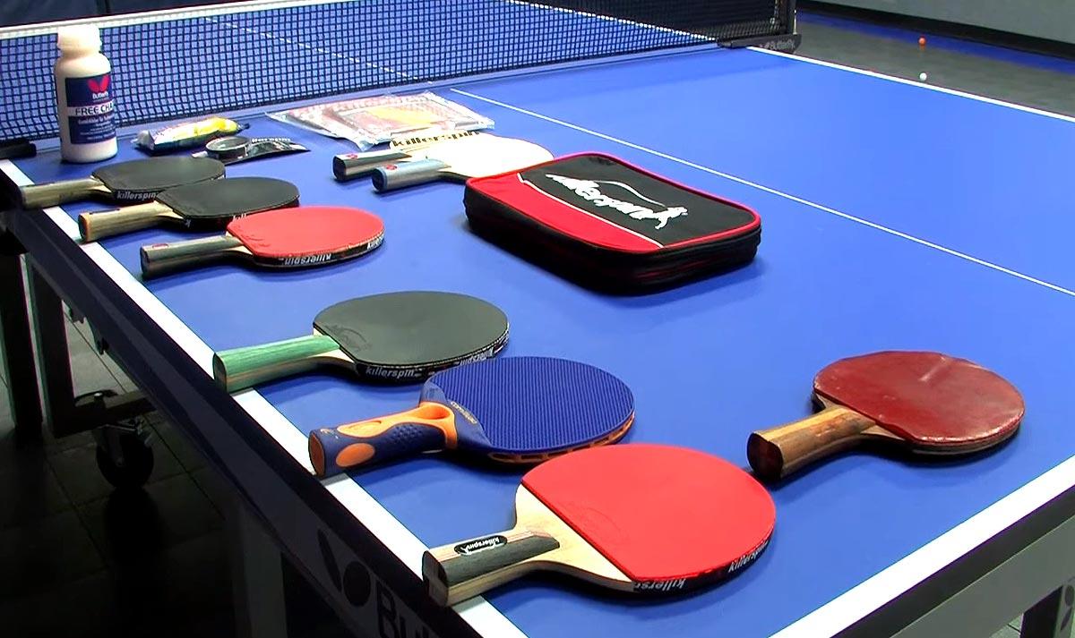 Интересные и разнообразные факты о настольном теннисе