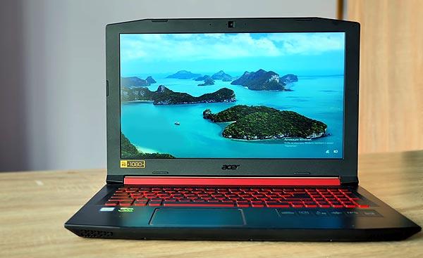 Топ 3 игровых ноутбука до 25 000 грн - Acer Nitro 5 AN515-54