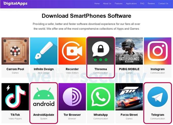 Очередной Android-вирус ждёт в магазине приложений