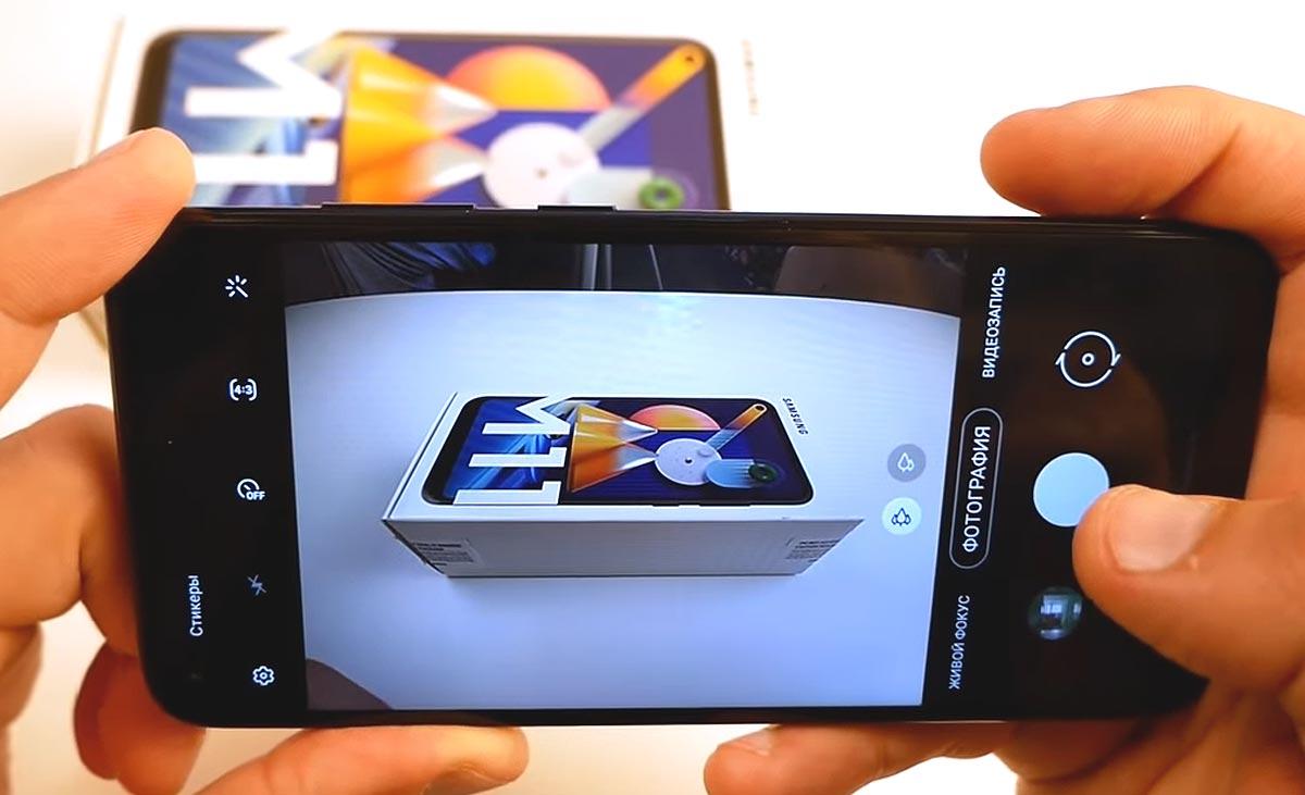 ТОП-3 телефона от Samsung - M11