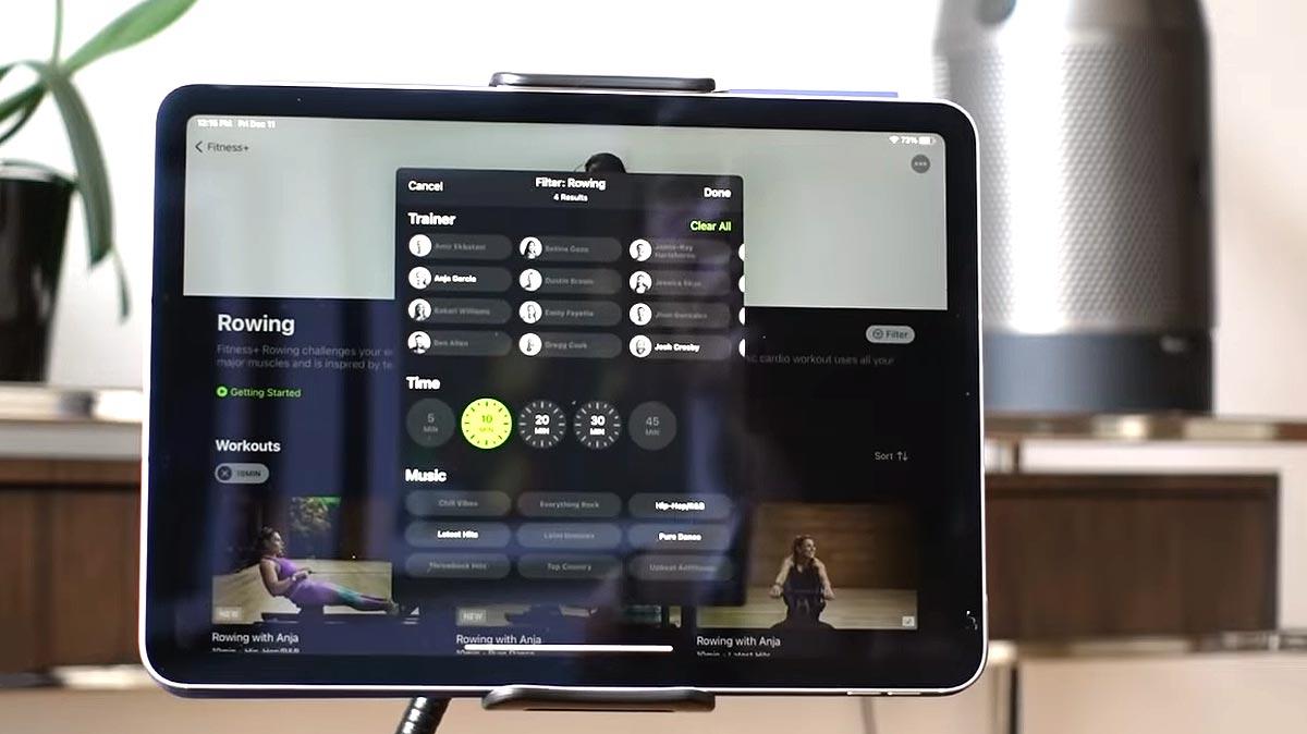 """Если Фитнес на iPad не устанавливается и """"Для этого приложения требуются специальные функции"""""""